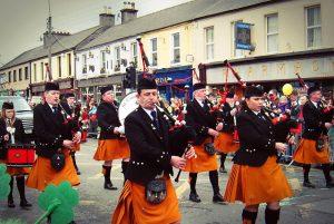 День Святого Патрика. Как его отмечают в Ирландии