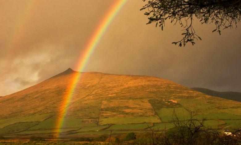 Photo of Радуга в Ирландии – там, где спрятан заветный горшок лепрекона (фото)