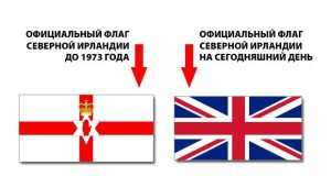 Флаг Северной Ирландии – Национальный символ страны