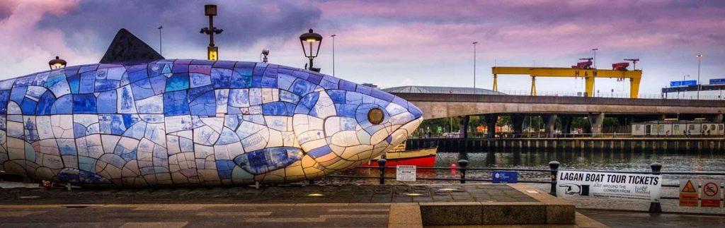 Белфаст – столица Северной Ирландии: Достопримечательности, история, фото