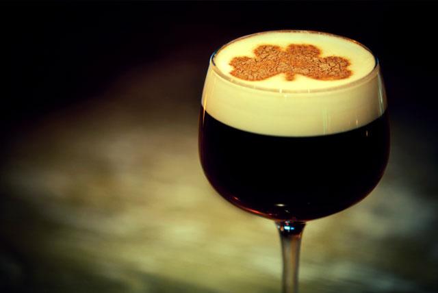 Ирландский кофе – рецепт приготовления