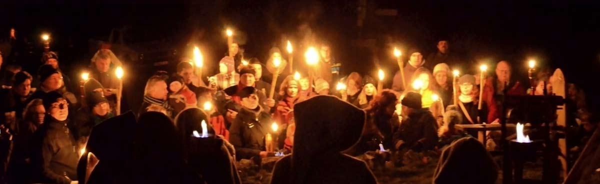 Самайн – история праздника древних кельтов и то, как он превратился в Хеллоуин