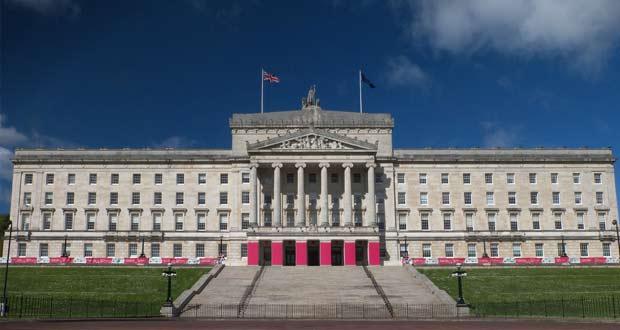 Стормонтский замок – резиденция Ассамблеи Северной Ирландии.