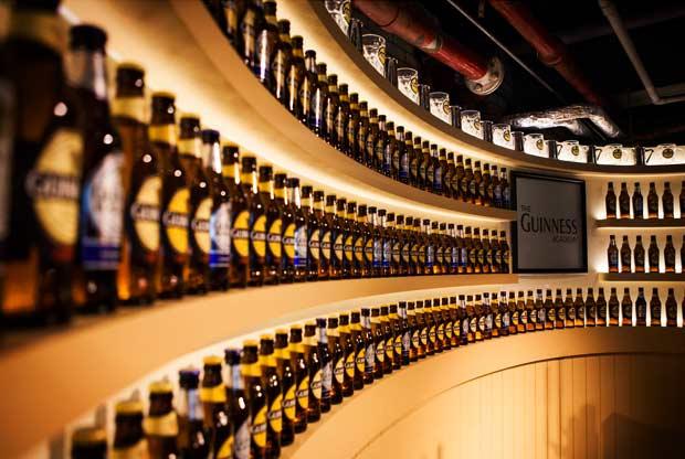 Музей пива Гиннесс назван самой популярной туристической достопримечательностью в Европе.