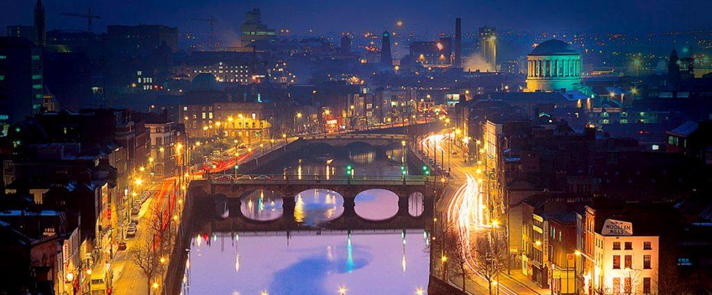 Дублин, какая страна? – Ирландия