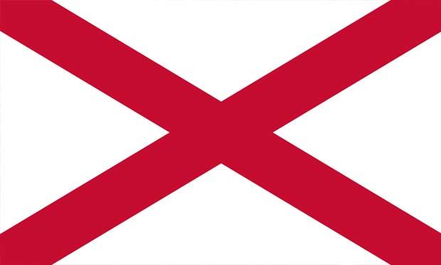 Флаг  Святого Патрика
