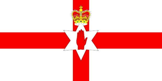Знамя Ольстера.