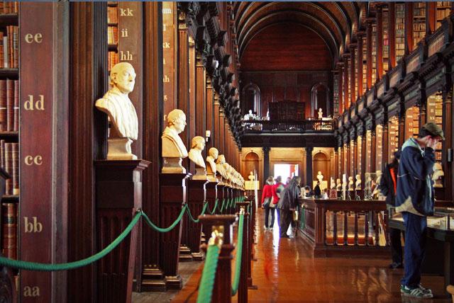 В мире существует немало прекрасных высших учебных заведений, окончить которые считается – престижно. Университет Trinity College – Тринити-колледж – один из них.