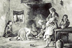 Великий голод в Ирландии: Геноцид или бедствие