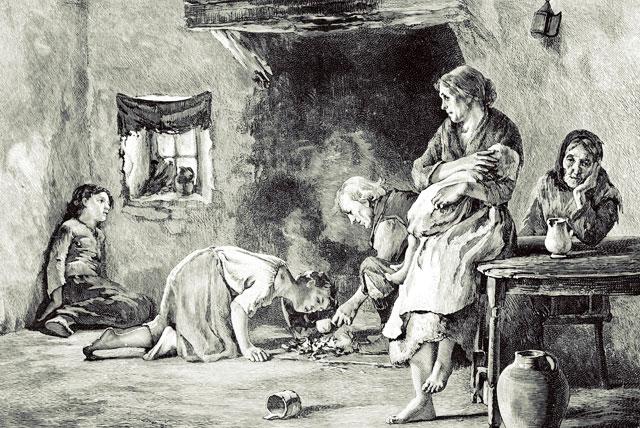 Photo of Великий голод в Ирландии: Геноцид или бедствие
