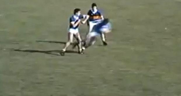 Гельский футбол в прошлом напоминал жестокие схватки