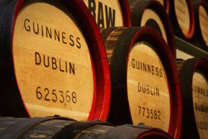 Музей пива Гиннесс в Дублине