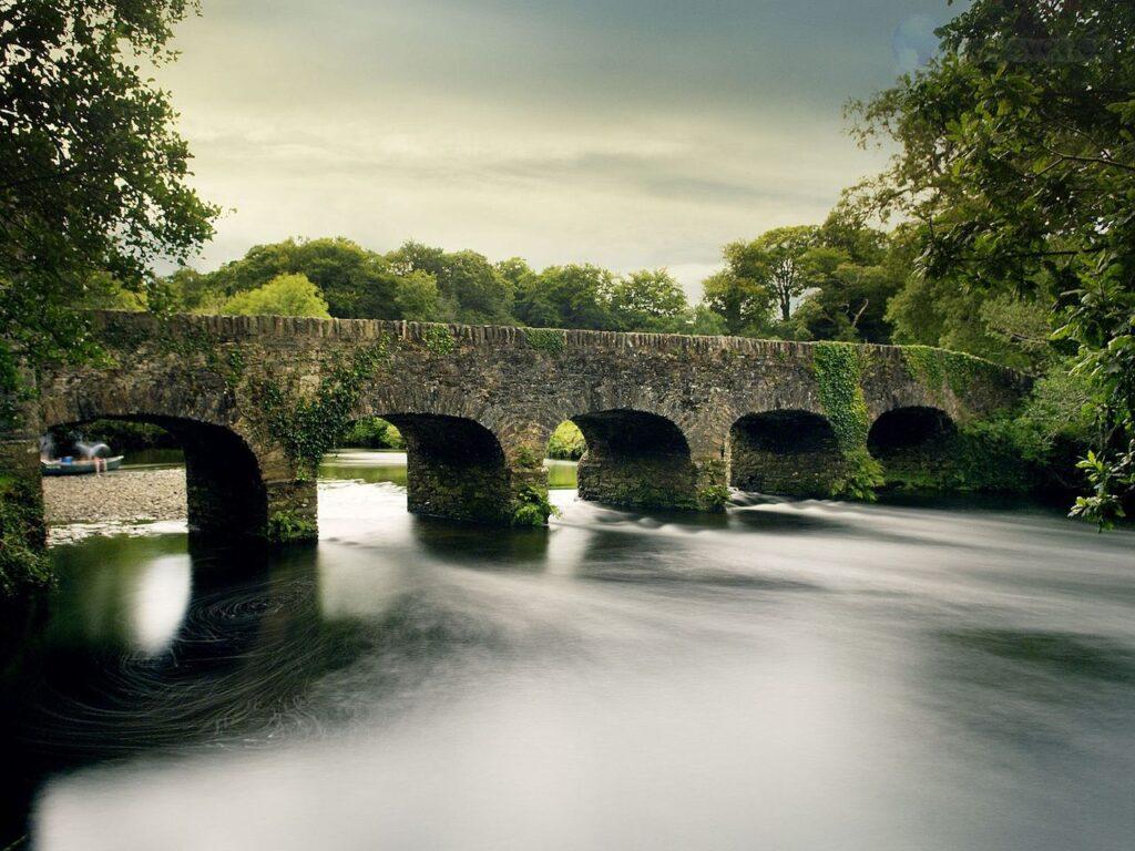 Каменный мост, национальный парк Килларни, графство Керри